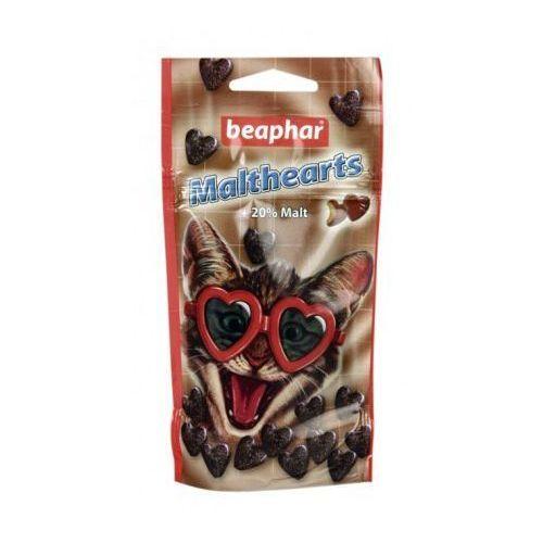 MALTHEARTS +20% MALT 52,5g - przysmaki z ekstraktem słodowym dla kotów