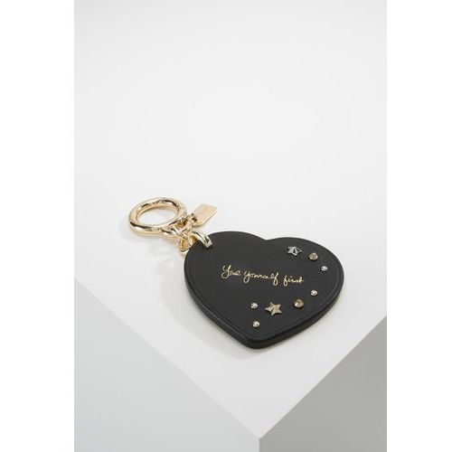 Coach SELENA HEART Breloczek gold/black