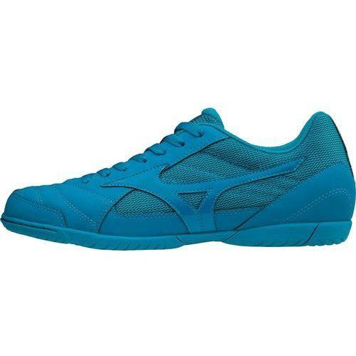 Mizuno buty halowe męskie Sala Club 2 In Bluejewel Bluejewel Blac 45.0, kolor niebieski