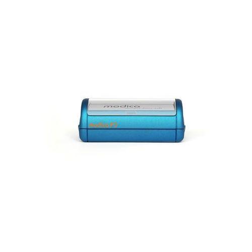 Pieczątka kieszonkowa Modico P3 niebieska Pieczątka kieszonkowa Modico P3 niebieska