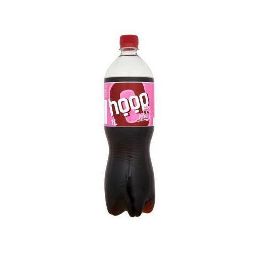 Hoop Napój gazowany cola z wiśnią 1 l