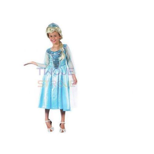 Godan Strój dla dzieci lodowa księżniczka 110-120