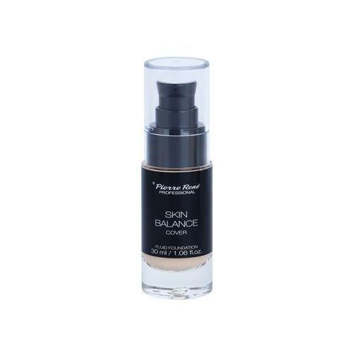 Pierre René Face Skin Balance wodoodporny make-up dla długotrwałego efektu odcień 20 Champagne 30 ml