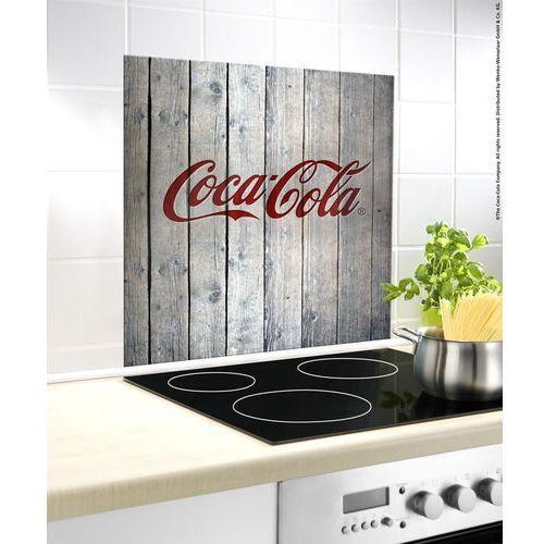 Płyta ochronna na ścianę, tafla kuchenna z wzorem - szkło hartowane, 70 x 60 x 0,4 cm, WENKO
