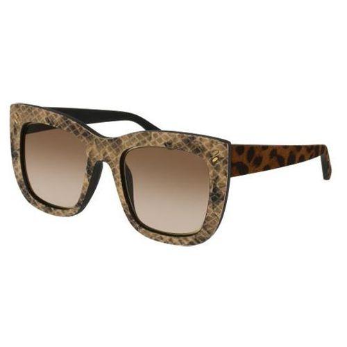 Okulary Słoneczne Stella McCartney SC0067SA Asian Fit 003