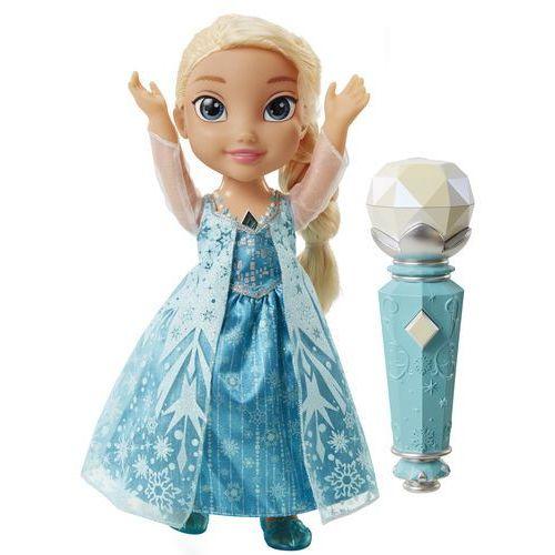 Disney Kraina lodu - karaoke Elsa z mikrofonem j. ang., kup u jednego z partnerów