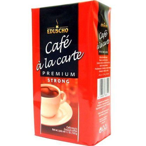 Eduscho Cafe a la carte PREMIUM strong - kawa mielona 500 g (4006067883422)
