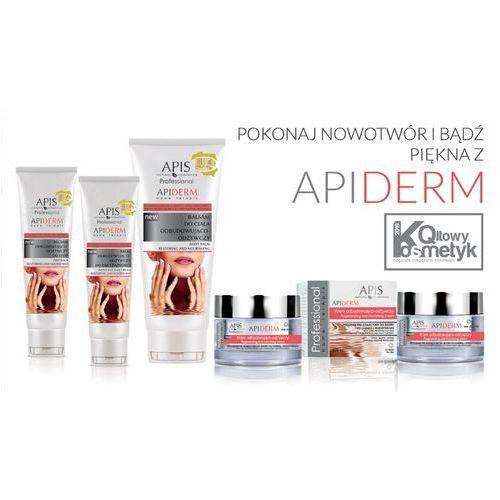 Apis natural cosmetics Apis zestaw apiderm odbudowująco-odżywcze kremy i balsamy po chemio- i radioterapii