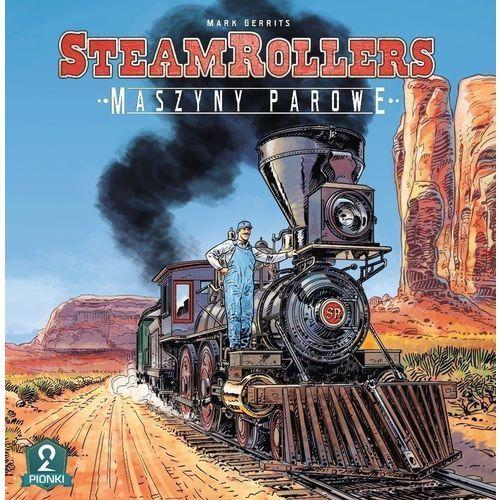 Portal games Steam rollers: maszyny parowe portal