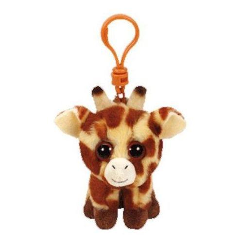 Brelok pluszowy żyrafa Beanie Babies 8,5 cm