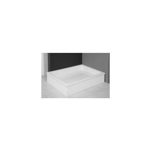SCHEDPOL GRAWELLO Brodzik prostokątny 80x100cm, akrylowy 3.018, 3.018