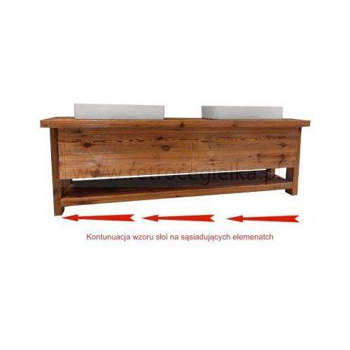 Szafka łazienkowa, stare drewno sosnowe marki Holy wood