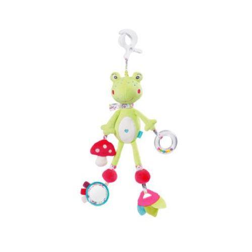 aktywna maskotka żabka - sweetheart wyprodukowany przez Fehn