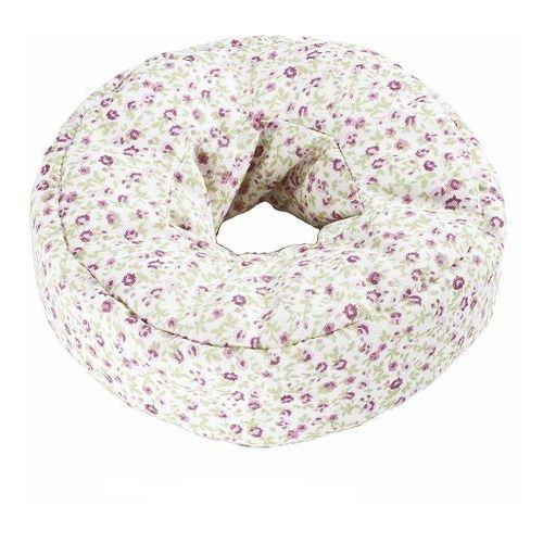 Poduszka przeciwodleżynowa wypełniona granulatem, okrągła, 33cm, w pokrowcu bawełnianym