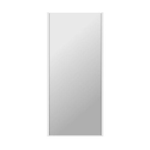 Spaceo Drzwi przesuwne do szafy lustro 98.7 cm (5901171243089)