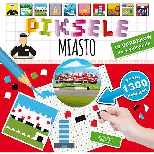 MIASTO PIKSELE - Bogusław Nosek OD 24,99zł DARMOWA DOSTAWA KIOSK RUCHU (9788379718108)