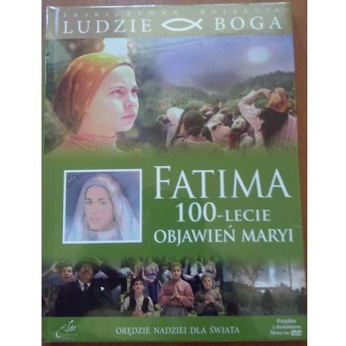 Praca zbiorowa Fatima - 100 lecie objawień maryi+ film dvd