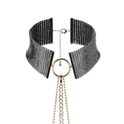 Bijoux indiscrets (sp) Bijoux indiscrets - désir métallique collar (czarna)