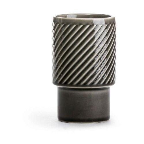 Sagaform - coffee - kubek 0,4 l, szary - szary (7394150178782)