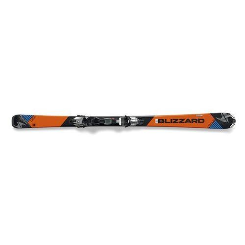 Narty zjazdowe RTX Power (orange/black/blue) 139 Marker FASTRACK 3