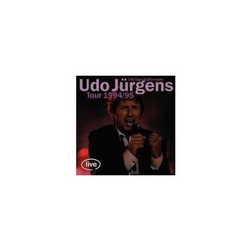 Udo Juergens Live 1994 / 95, 21256832