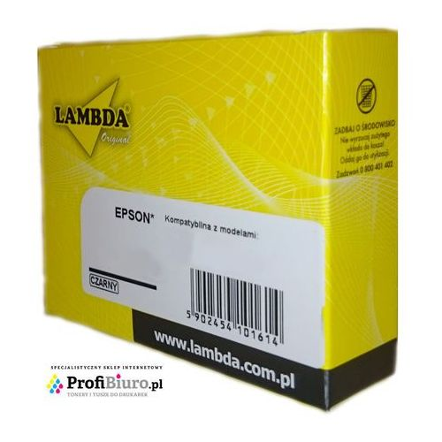 Lambda Taśma barwiąca l-lc10 do drukarek igłowych star (zamiennik star 89510450)