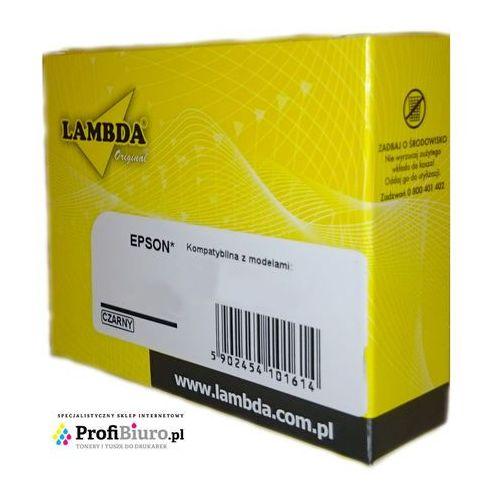 Taśma l-erc30c-c czerwono/czarna do kasy fiskalnej (zamiennik epson erc-30) marki Lambda