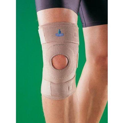 Oppo Stabilizator kolana z silikonowym wzmocnieniem rzepki 1024