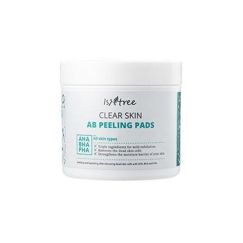 Isntree clear skin ab peeling pads 70szt (8806135245062)