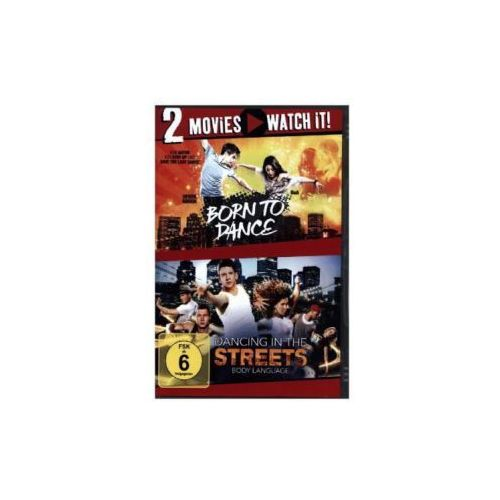 Born to Dance / Dancing in the Streets, 2 DVD