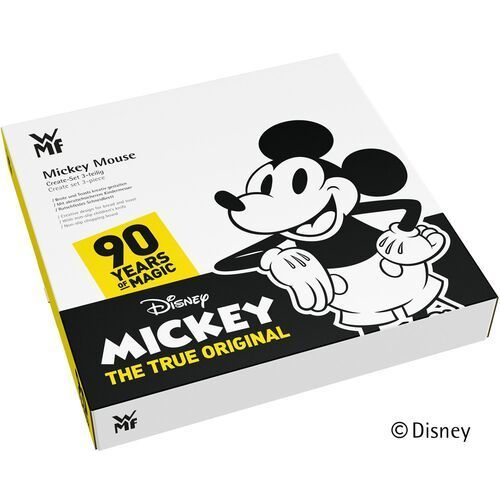 Deska do krojenia, nożyk i foremka do ciastek Myszka Miki WMF Disney (1296416040) (4000530702456)