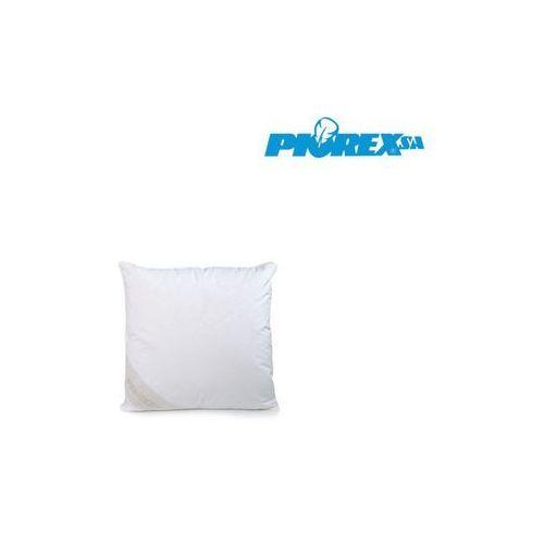 Poduszka puchowa trzykomorowa White Flower PIÓREX linia ekskluzywna, Rozmiar - 70x80 WYPRZEDAŻ, WYSYŁKA GRATIS