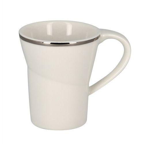 Filiżanka do espresso 0,09 l   , platinum marki Rak