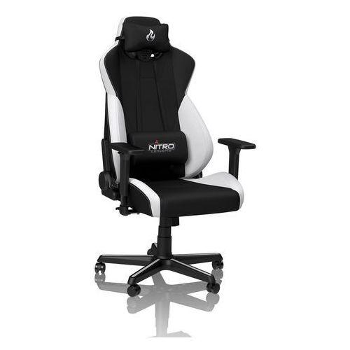 Nitro concepts Fotel dla gracza s300 (biały)