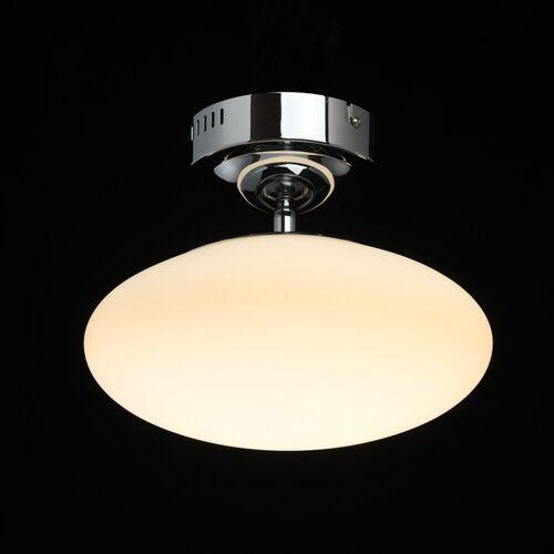 Lampa sufitowa biała okrągła led techno 29 cm (706010201) marki Demarkt