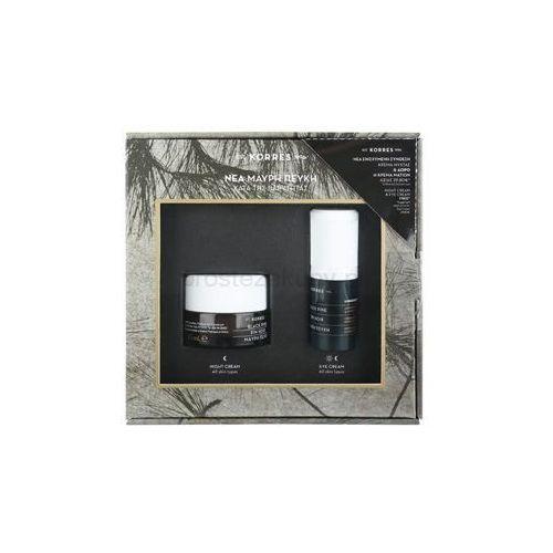 Korres Face Black Pine zestaw kosmetyków II. + do każdego zamówienia upominek.