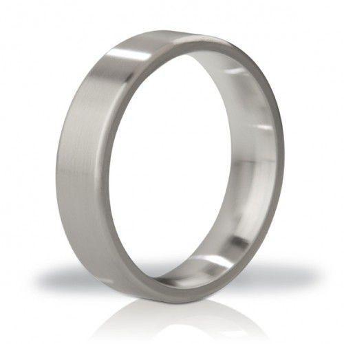 - pierścień erekcyjny - his ringness duke szczotkowany 55mm marki Mystim