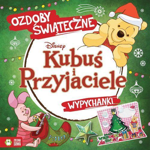 Kubuś i Przyjaciele Wypychanki na Gwiazdkę, oprawa miękka. Najniższe ceny, najlepsze promocje w sklepach, opinie.