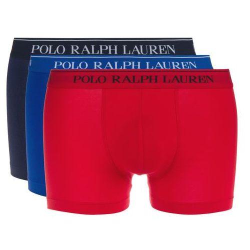 boxers 3 piece czarny niebieski czerwony m marki Ralph lauren