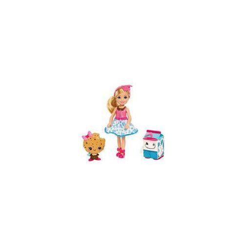 Barbie Chelsea 2-pak Kraina S�odko�ci Dreamtopia Mattel (ciasteczkowi przyjaciele), FDJ09 FDJ11