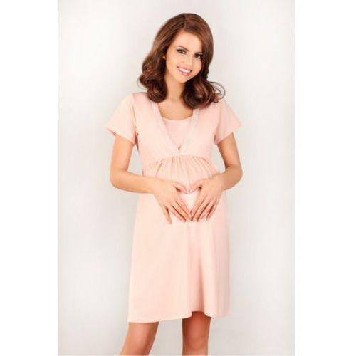 Koszula nocna model 3032 pink, Lupoline
