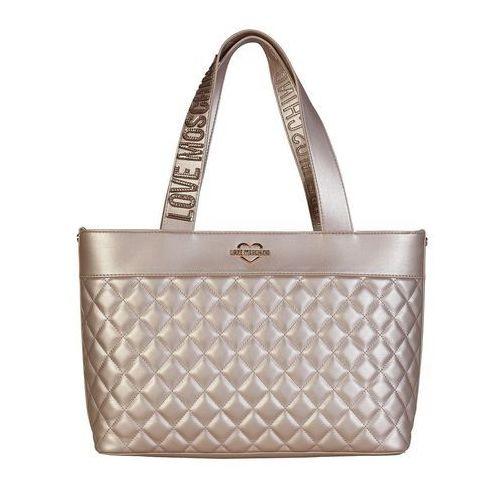 Love moschino Shopperka damska jc4001pp15la różowa