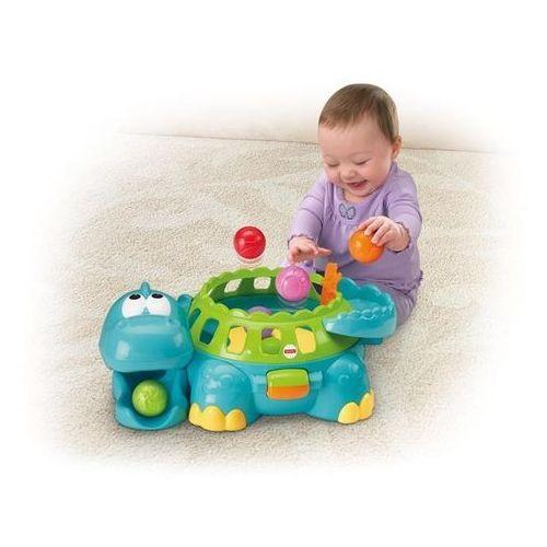 Fisher price muzyczny dinozaur z piłeczkami, marki Mattel