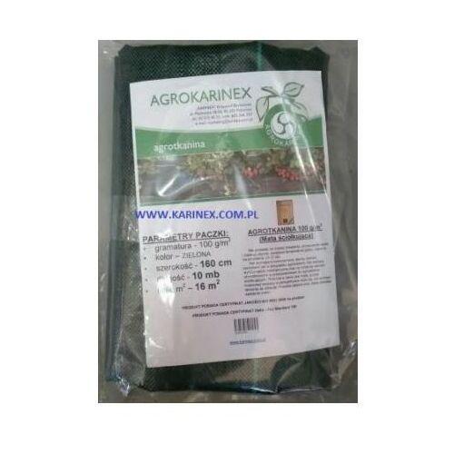 Agrotkanina zielona 100 g/m2, 2,0 x 10 mb. Paczka