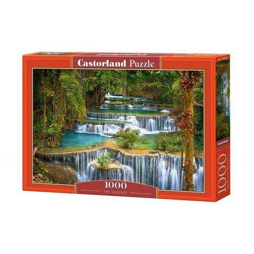 Puzzle 1000 The Cascade - Castor OD 24,99zł DARMOWA DOSTAWA KIOSK RUCHU, 1_620397