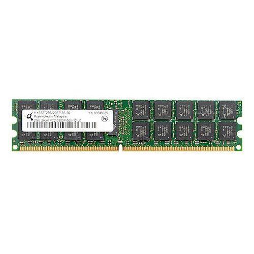 Pamięć RAM 2GB Qimonda 2Rx4 DDR2 667MHz PC2-5300 ECC Registered DIMM | HYS72T256920EP-3S-B2