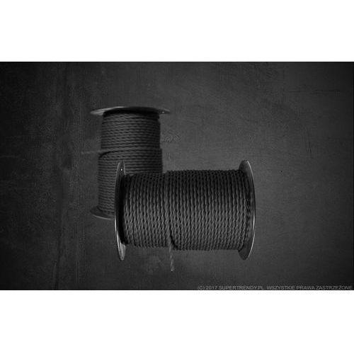 Kabel w oplocie kbs-01 black marki Oldlight