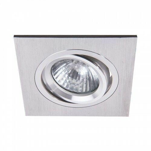 Rabalux Oczko lampa sufitowa oprawa wpuszczana spot fashion 1x50w gu 5.3 aluminium 1117 (5998250311173)
