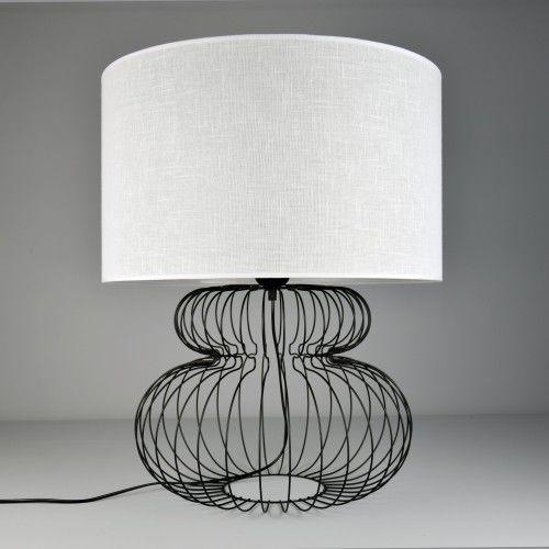 Namat Lampa biurkowa big mash black (5902686724988)