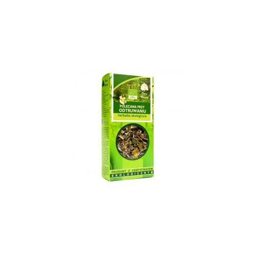 Herbata Odtruwająca BIO 50g - Dary Natury